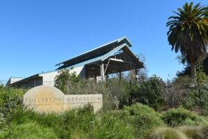 Fullerton Arboretum Sign