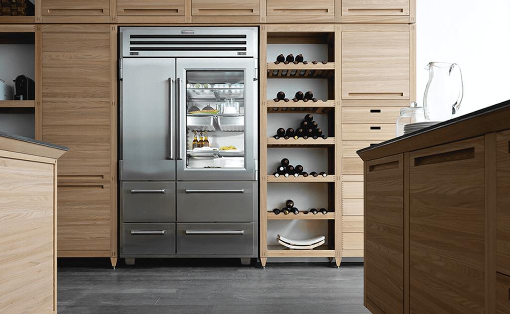 sub-zero refrigerator with alex